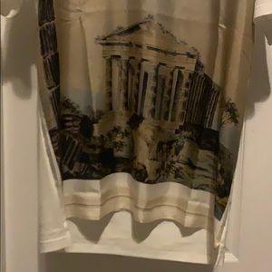 Dolce & Gabbana S/S 14 Parthenon shirt